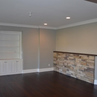 Completed-basement-build out-Gwinnett (4)