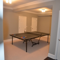 Completed-basement-build out-Gwinnett (5)